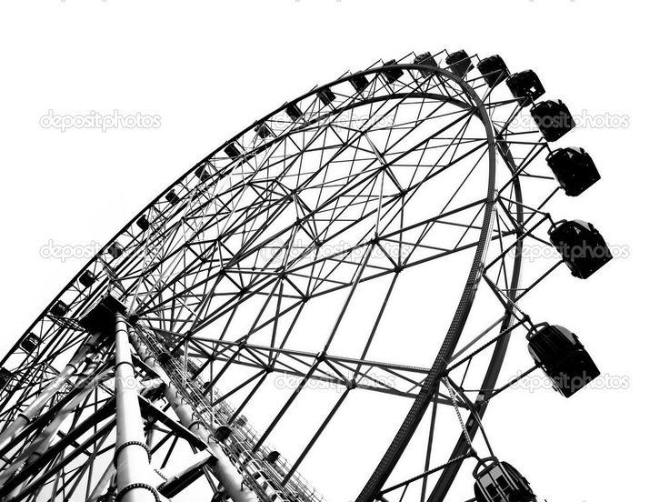 Ferris wheel clip art at vector clip art.