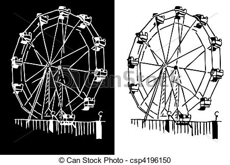 Ferris wheel Clipart Vector and Illustration. 3,231 Ferris wheel.