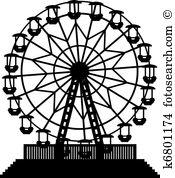 Ferris wheel Clipart EPS Images. 3,058 ferris wheel clip art.