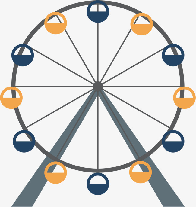 Ferris Wheel Vector Free at GetDrawings.com.