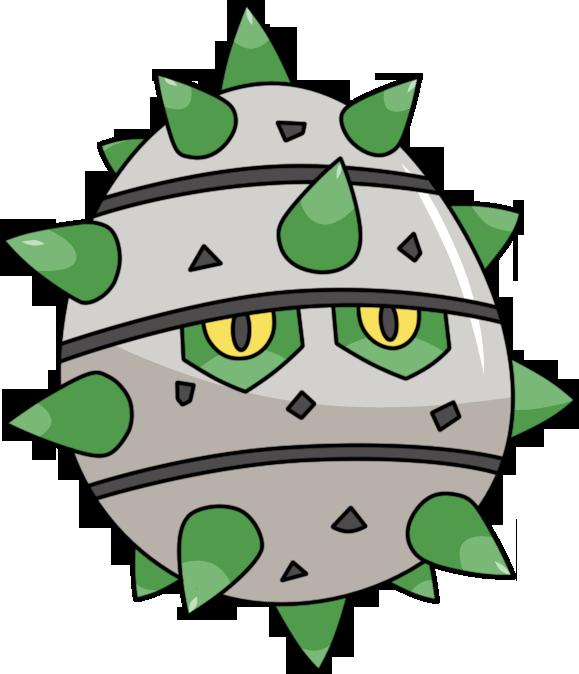 Ferroseed Pokédex: stats, moves, evolution, locations & other.