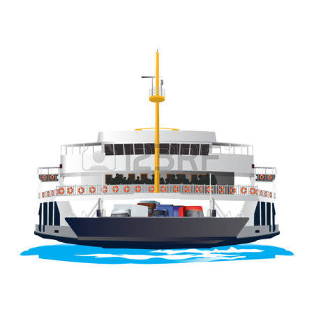 1,250 Ferry Boat Stock Vector Illustration And Royalty Free Ferry.