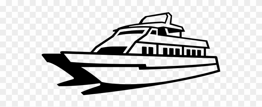 Ferry Boat Clip Art.