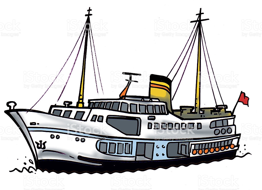 Ferry clipart 6 » Clipart Station.