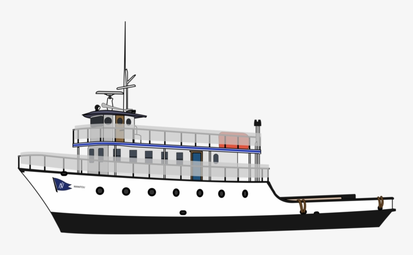 Ferry Boat Png Transparent Image.