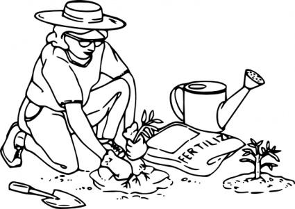 Fertilizer Clipart.