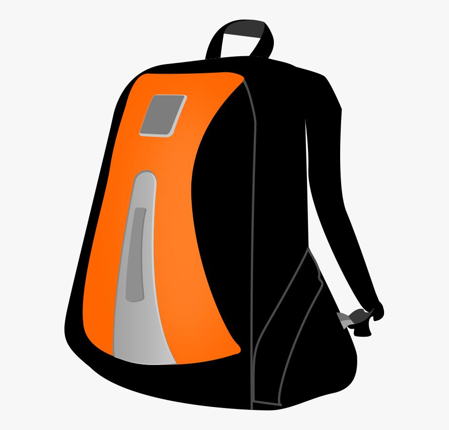 Clip Bag Backpack.