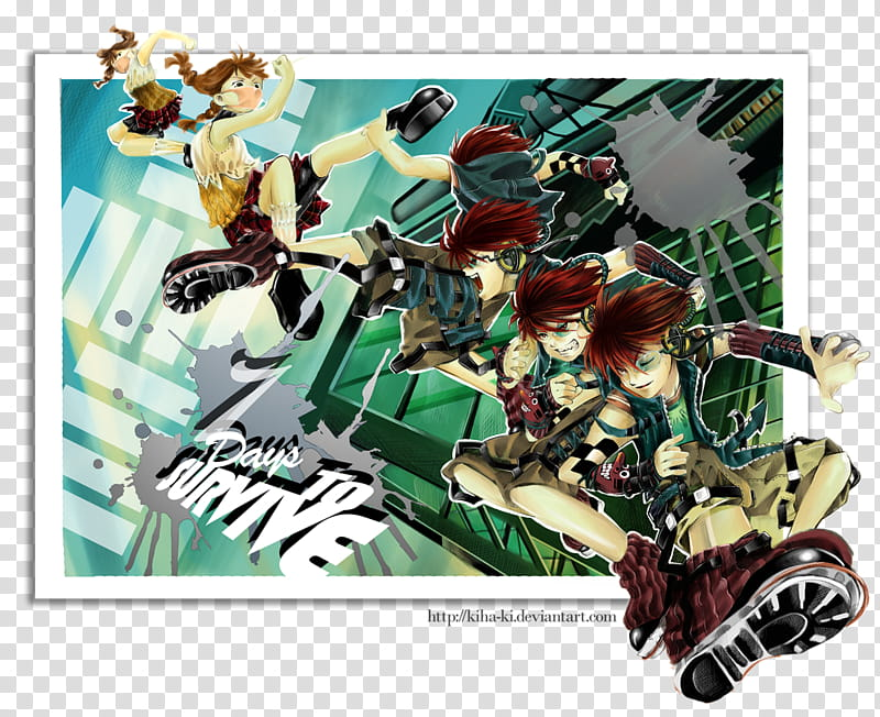 Hero: Shin and Fes transparent background PNG clipart.