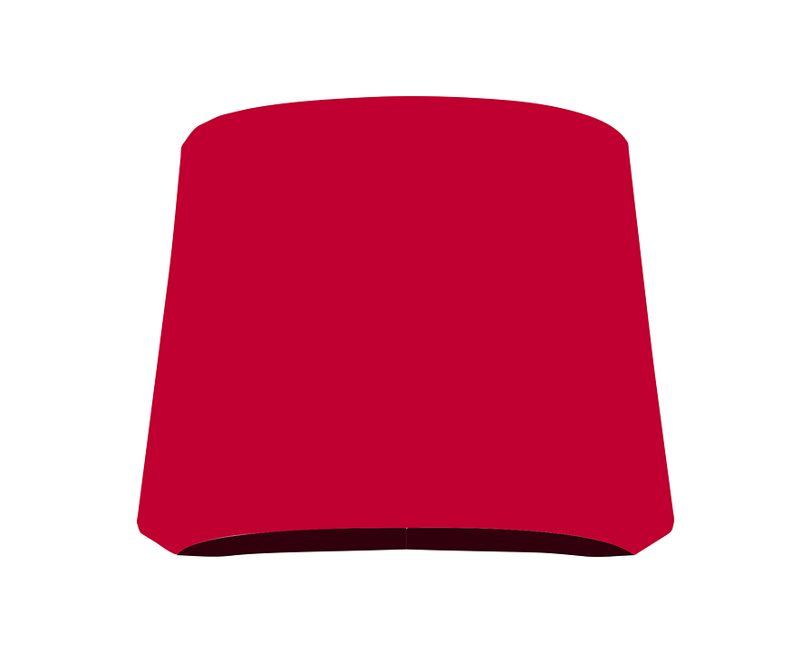 Fez Icon Symbol.