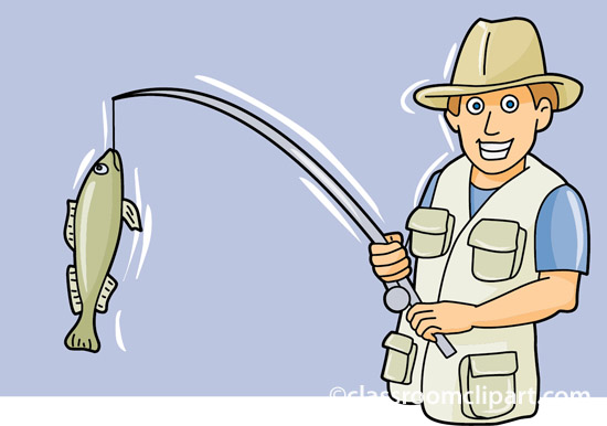 Fishing fish clip art vector free clipart images.