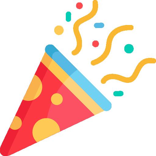 Festa aniversário png 3 » PNG Image.