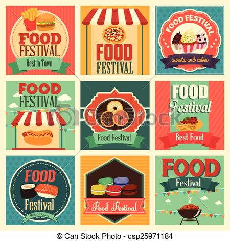 Food festival Clipart and Stock Illustrations. 7,509 Food festival.