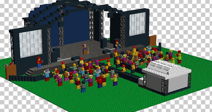 LEGO Music Festival Stage PNG, Clipart, Concert, Dance.