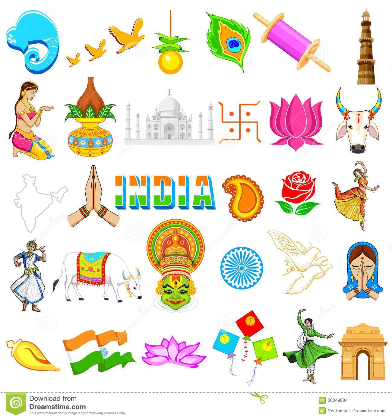 Indian festival clipart 2 » Clipart Station.