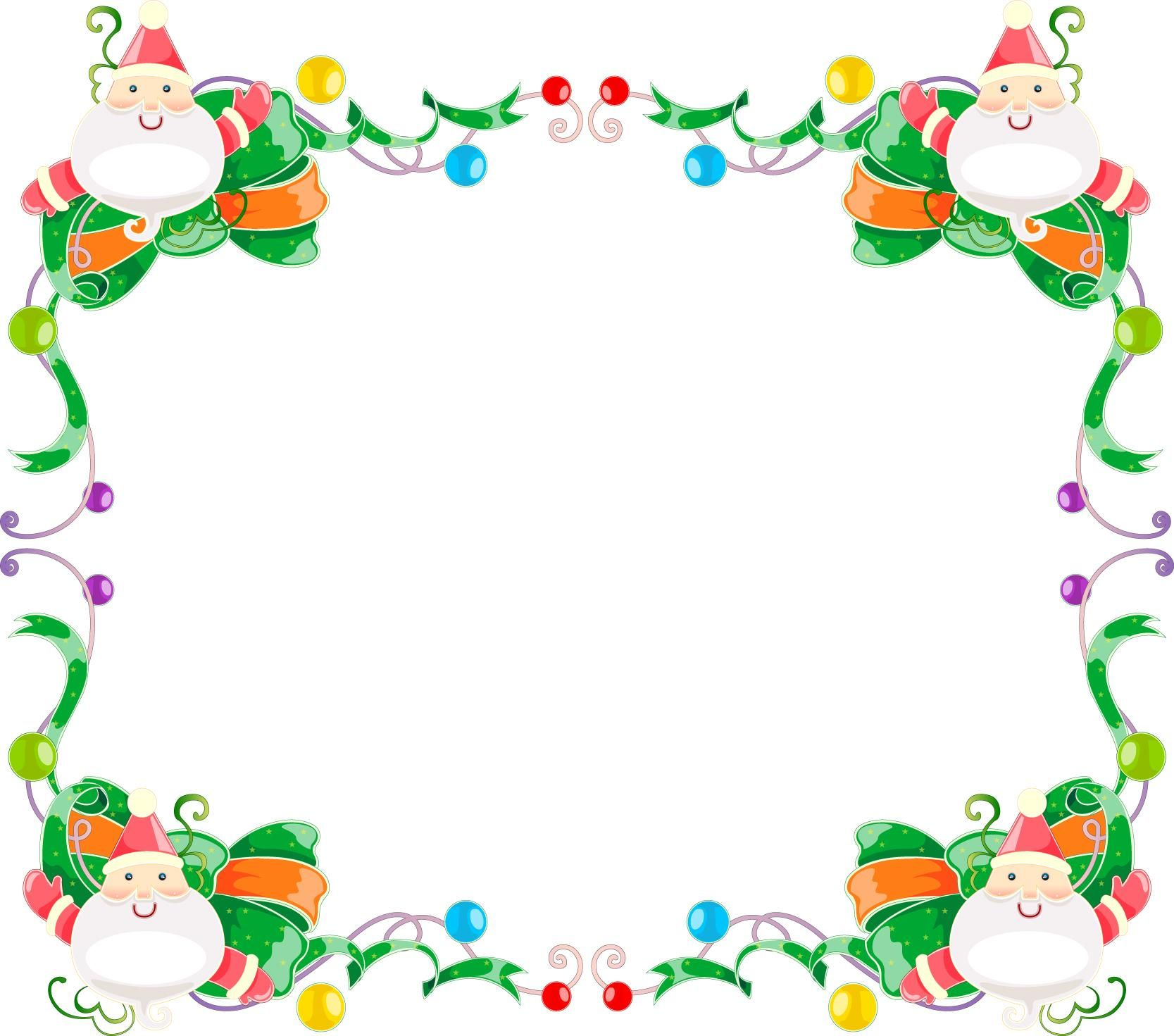 Christmas Design Borders images.