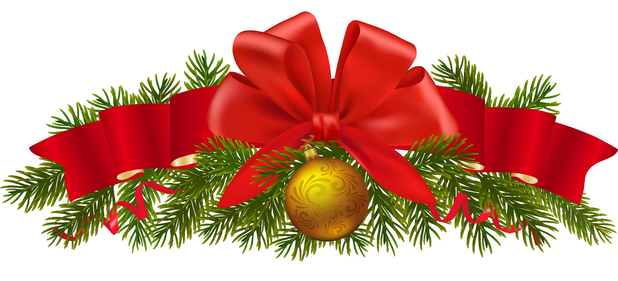Festive Decorations Clipart