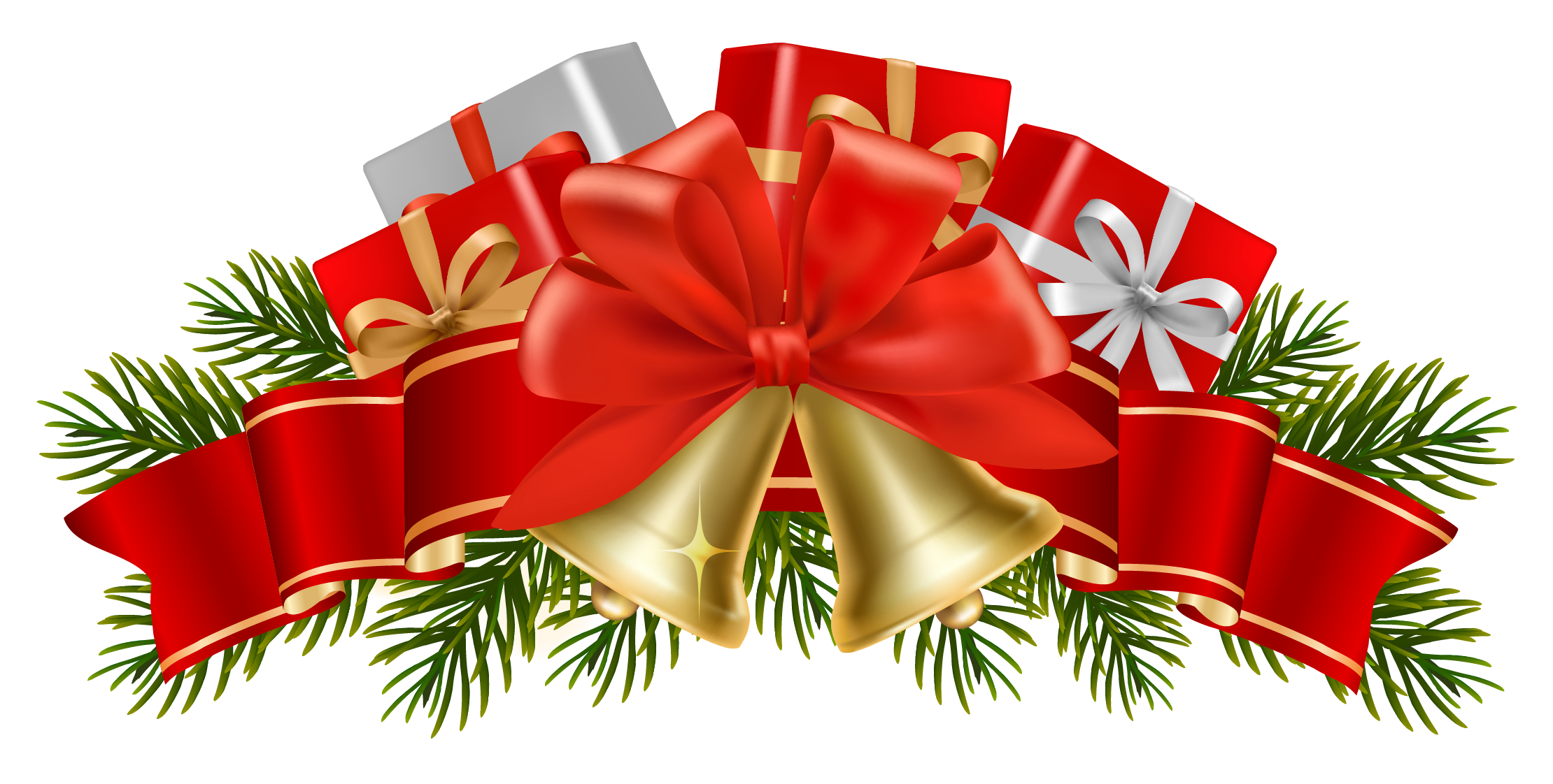 free christmas png clipart #16
