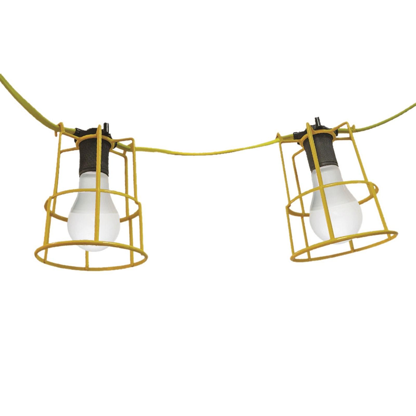 Faithfull LED Festoon Lighting Kit 110v.