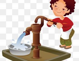 Fetching water clipart 1 » Clipart Portal.