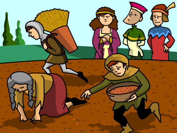 Feudalism clipart » Clipart Station.