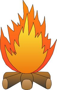 Feuer clipart 6 » Clipart Station.