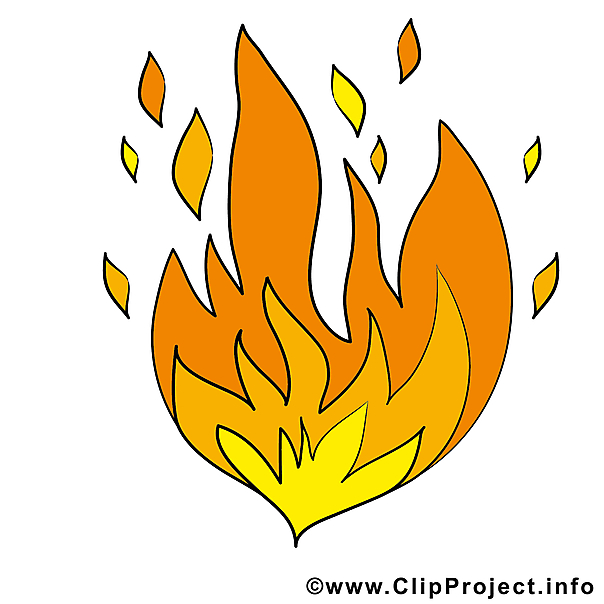 Feuer clipart 10 » Clipart Station.