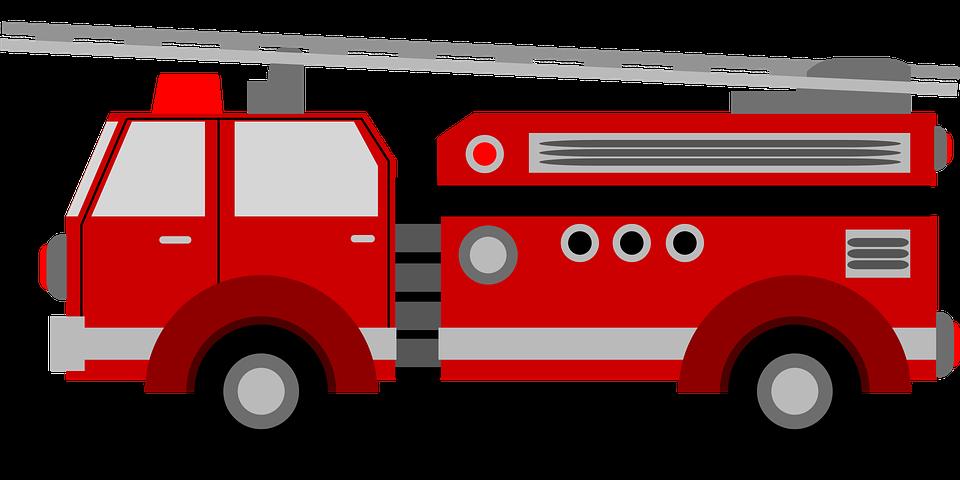Feuerwehrauto clipart 3 » Clipart Station.