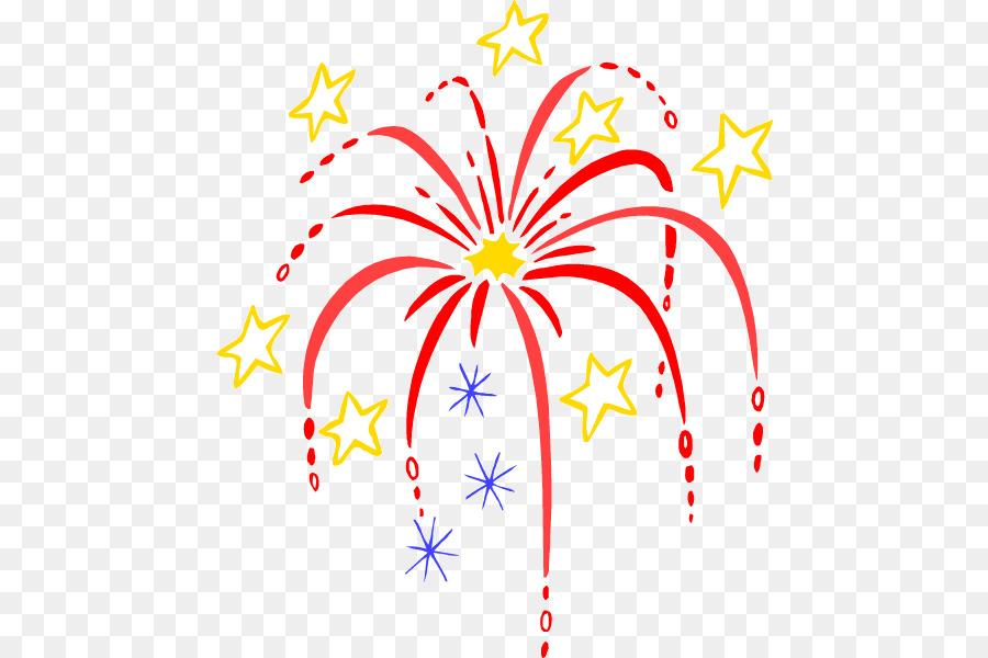 Feuerwerk Download ClipArt.