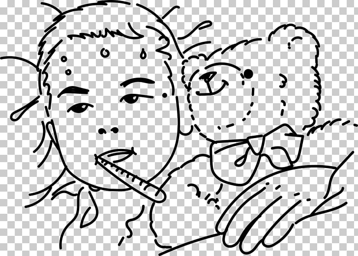 Fever Child Health Care Influenza, child PNG clipart.