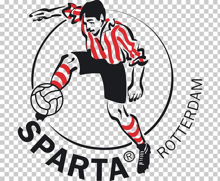 Sparta Rotterdam Football Logo Feyenoord, football PNG.