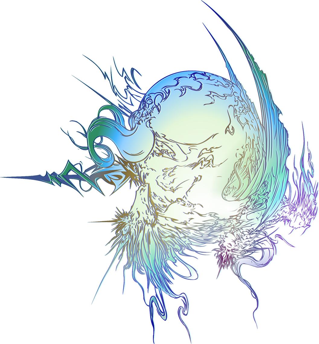 Final Fantasy XIII Logo Debate: Who dat, who dat?.