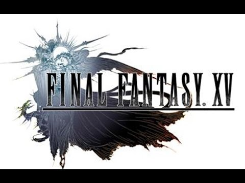 FINAL FANTASY XV Ending (Credits and Logo Meaning) FINAL CAMP.
