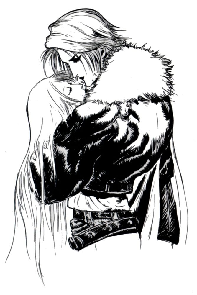 Squall & Rinoa.