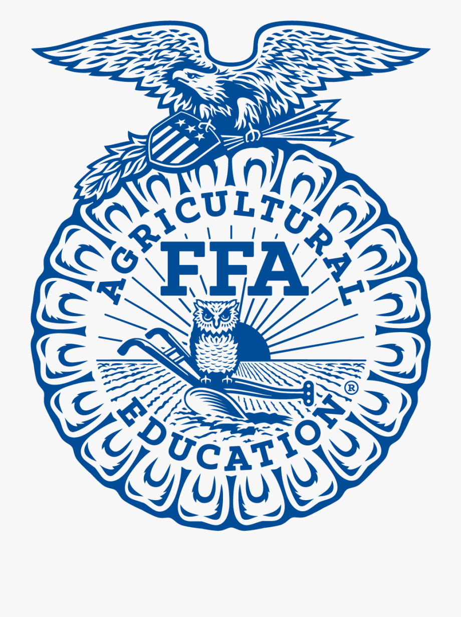 Black And White Ffa Logo , Transparent Cartoon, Free.