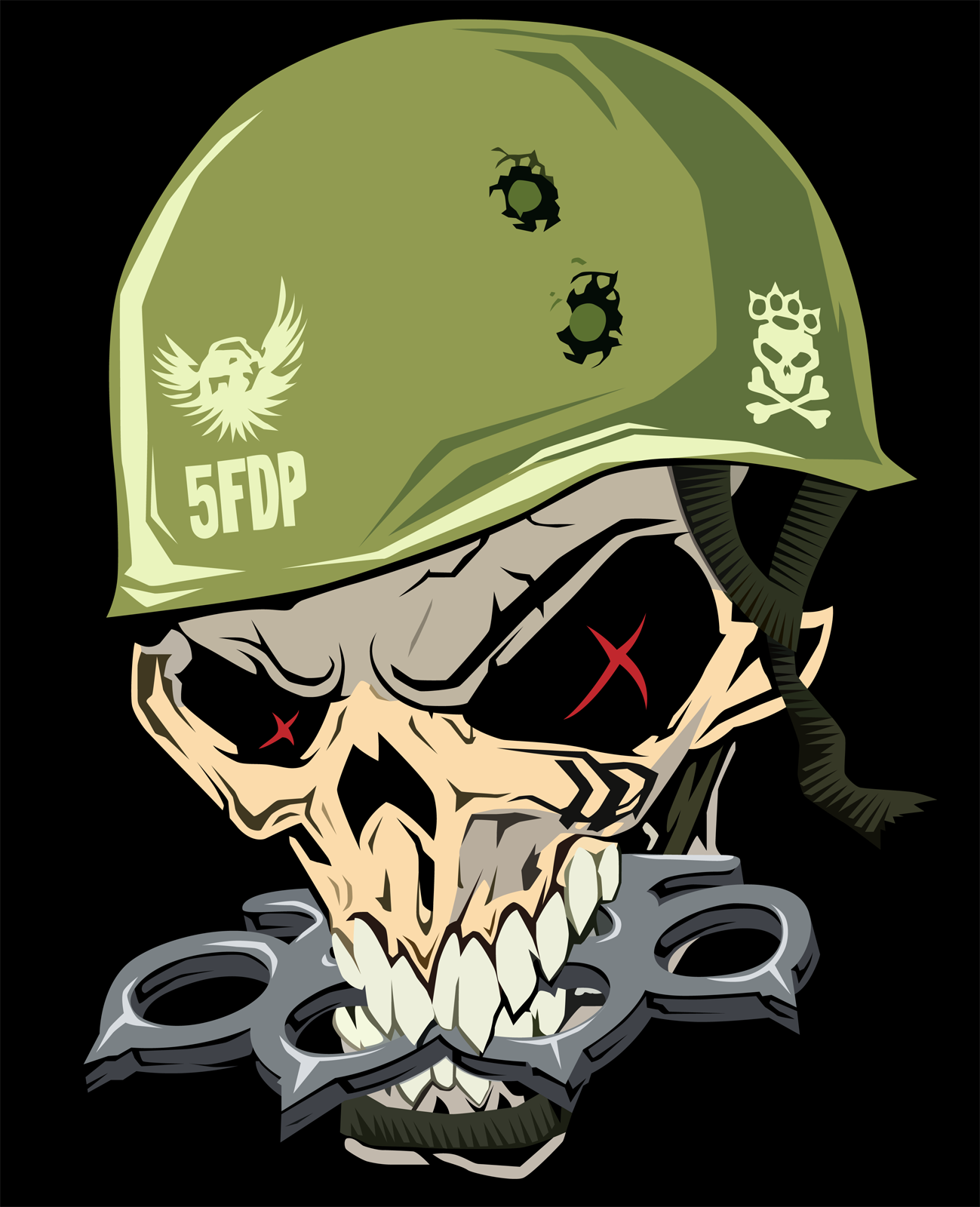 Military 5FDP in 2019.