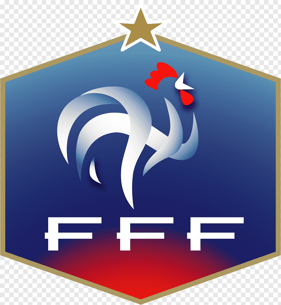 FFF logo, France national football team France women\'s.
