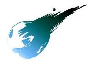 Final Fantasy 7 Meteor.