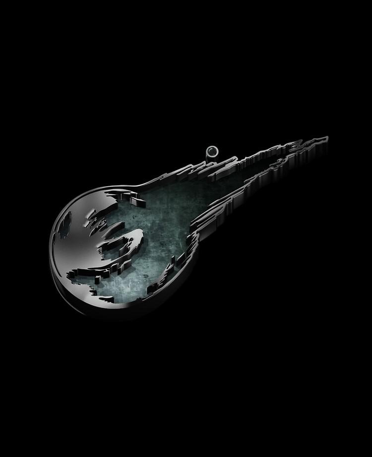 Final Fantasy VII Remake Logo.