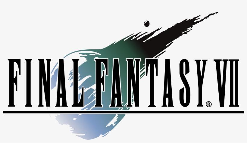 Final Fantasy Vii Logo Png Transparent.