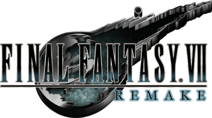 What is this thing on the Final Fantasy VII logo?.