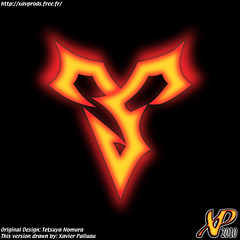 Final Fantasy X Tidus Logo.