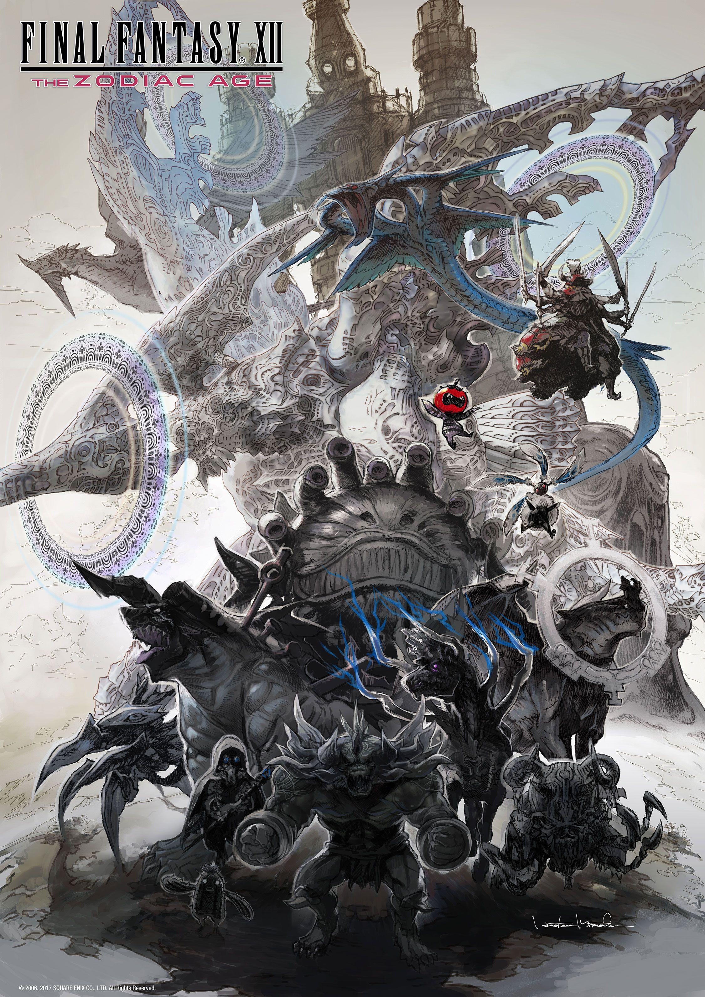 Pin by Deneta on Final Fantasy.