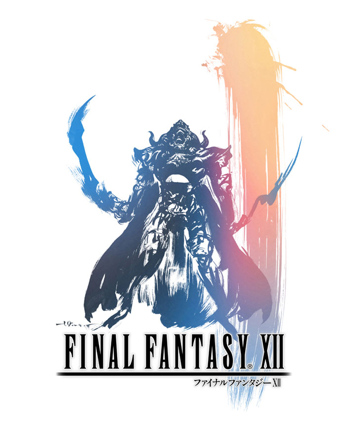 Final Fantasy XII Logo.