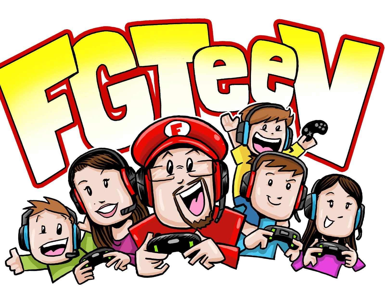 FGTeeV Logo.
