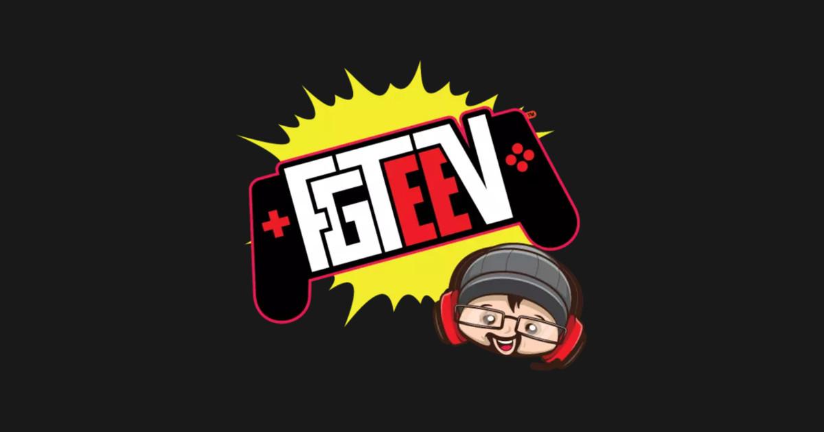 FGTEEV Official 2019 Logo by bongocat.