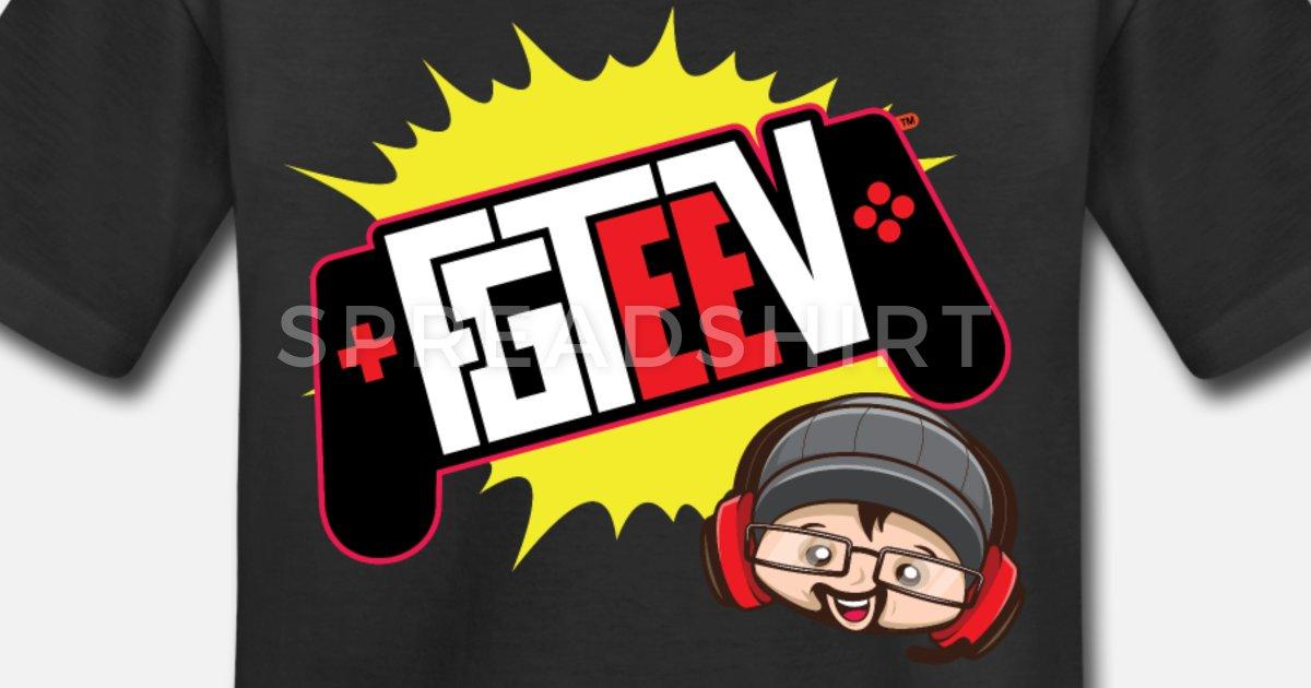 FGTEEV 2019 Logo (ADULT) Kids\' Premium T.