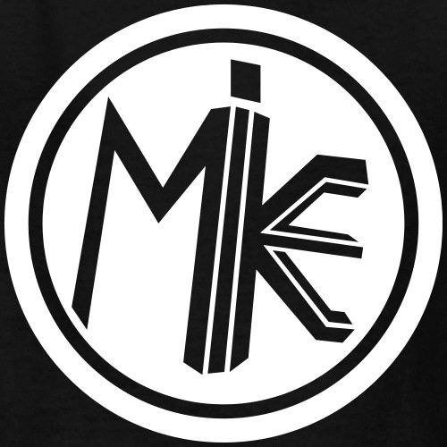 Spreadshirt Funnel Vision Mike Logo Kids\' T.