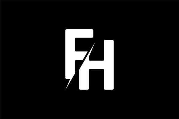 Monogram FH Logo.