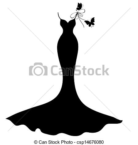 Charming phone silhouette vector images