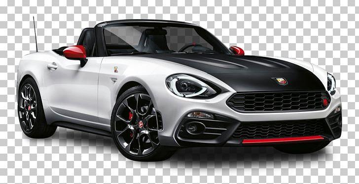 Abarth Fiat Automobiles 2018 FIAT 124 Spider Car PNG, Clipart, 2018.